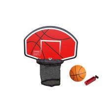 Баскетбольный щит с кольцом Proxima Premium для батутов, арт.CFR-BH