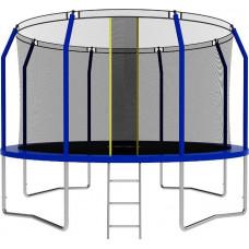 Батут SWOLLEN Comfort 12 футов синего цвета