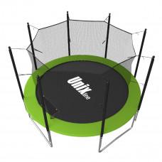 Батут UNIX Simple 6 ft зеленый (inside)