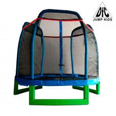 Батут DFC JUMP KIDS 7' синий, сетка (210см)