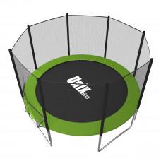 Батут UNIX Simple 6 ft зеленый (outside)