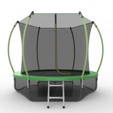 Батут EVO JUMP Internal 10ft (зеленый) + нижняя сетка