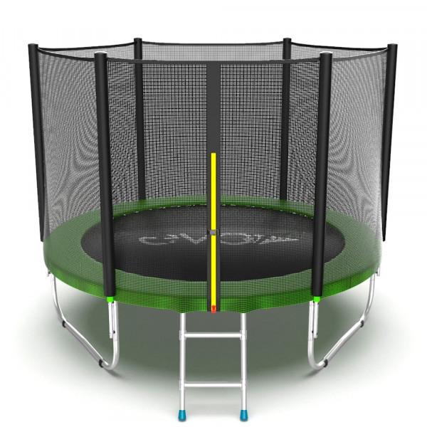 Батут EVO JUMP External 8ft зеленый