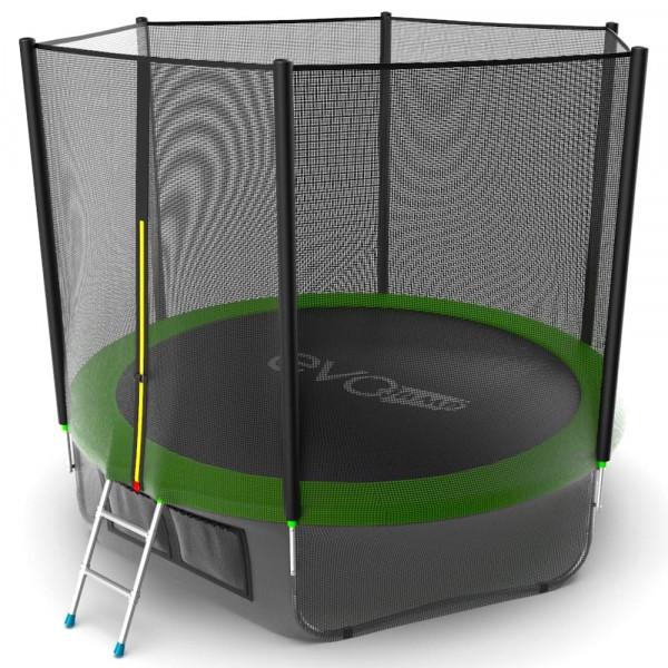 Батут EVO JUMP External 10ft + нижняя сетка