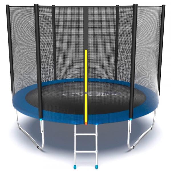 Батут EVO JUMP External 10ft синий