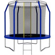 Батут SWOLLEN Comfort 8 футов синего цвета