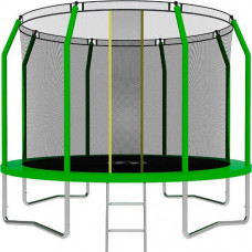 Батут SWOLLEN Comfort 10 футов зеленого цвета
