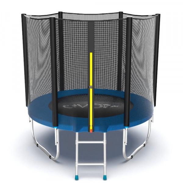 Батут EVO JUMP External 6ft (синий)