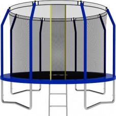 Батут SWOLLEN Comfort 10 футов синего цвета
