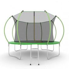 Батут EVO JUMP Internal 12ft (зеленый)